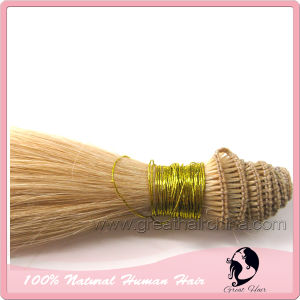Handtied Hair Weft Extension (GH-HE002)