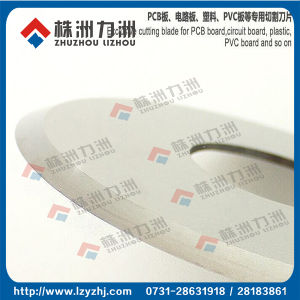 K20 Tungsten Carbide Disc Cutter for Cutting Cast Irons pictures & photos