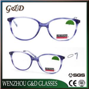 Latest Design Acetate Eyewear Eyeglass Optical Glasses Frame Nc3358 pictures & photos