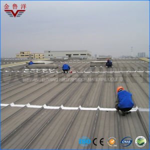 Single Component Polyurethane Special Waterproof Coating for Metal Roof Steel Structure pictures & photos