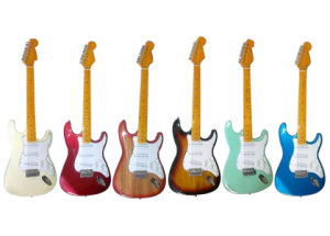 All Solid St Style Electric Guitar pictures & photos