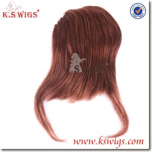 100% Brazilian Remy Hair Fringe Human Hair pictures & photos