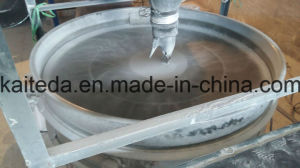 Chinse Professional Factory of White Fused Alumina for MDF pictures & photos