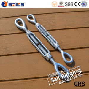 Hot DIP Galvanized Steel Drop Forged Us Type Heavy Duty Turnbuckle pictures & photos