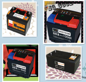 12V Cheap Auto Truck Sealed Acid Car Battery pictures & photos