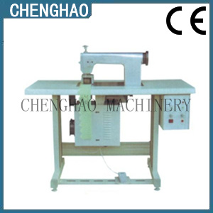 Ultrasonic Lace Sewing Machine with CE (1.5KW) Lace/Non-Woven Cloth/Surgical Gown Ultrasonic Sewing Machine pictures & photos