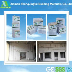 Building Insulation Products Rock Wool Sandwich Wall Panels pictures & photos