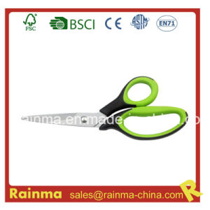 7 Inch Soft-Handle Shredding Scissors pictures & photos