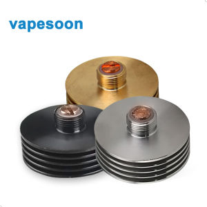 2015 The Best Selling Protection Ecig Accessories 510 Heat Sink Adapter for Atomizer with Competive Price