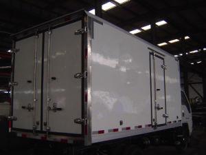 Frozen Truck Body