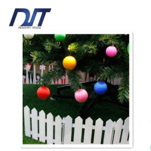 Christmas Balls Tree Ornaments Hanging Ornaments Wrapped Ball Christmas Scene Layout pictures & photos