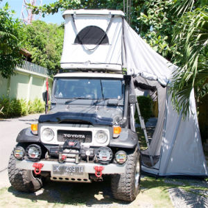 Factory Supply Camping 4X4 Hard Top Roof Tent pictures & photos