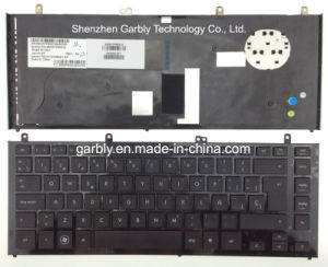 for HP 4421s 4420s 4425s 4426s Keyboard for Sp/La Laptop pictures & photos