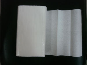 1-Ply White Multifold/Z fold Towel (HTZ1-250-16W) pictures & photos