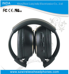 IR Car Audio Wireless Headphone with High Quality