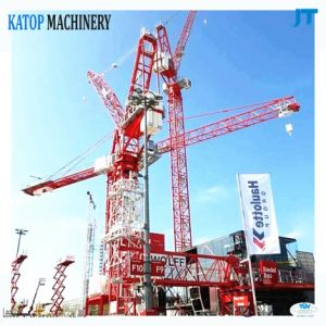 Low Price and Top Supplier of Ktt5020d Luffing Tower Crane for Construction Machinery pictures & photos