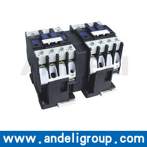 25 AMP 1000V 4 Poles Mechanical Interlocking Contactor (CJX2-N) pictures & photos
