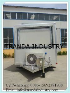 Vending Coffee Trailer Cheap Concession Stand Trailer Qingdao, China pictures & photos