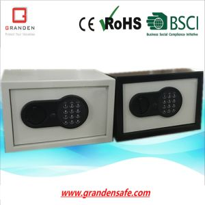 Electronic Safe Box for Home and Office (G-20ED) , Solid Steel pictures & photos