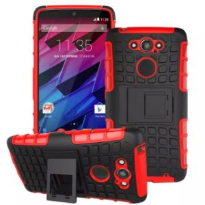 Stand Combo Mobile Cell Phone Case for Motorola Droid Turbo