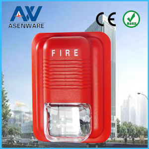 24V Fire Alarm Horn Strobe Audible Alarm pictures & photos