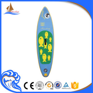 New Style Small Surf Boarf with Fish Pattern for Children to Play on The Water pictures & photos