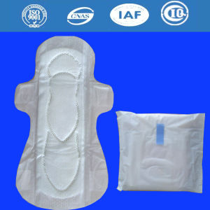 China Ladies Sanitary Napkins with Cotton Cover (J290) pictures & photos