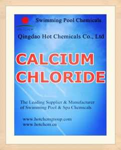 Calcium Chloride with Reach Certification for EU Einecs 233-140-8 pictures & photos