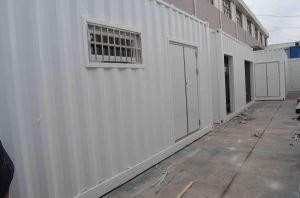 Working and Playing Container House (cilc) pictures & photos