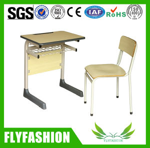 Children Furniture Classroom Study Desk and Chair (SF-53S) pictures & photos