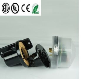 Plug-in Locking Street Light Remote Control Dusk to Dawn Light Switch Euro Type Ce pictures & photos