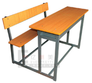 2012 New Style Double Desk and Chair pictures & photos