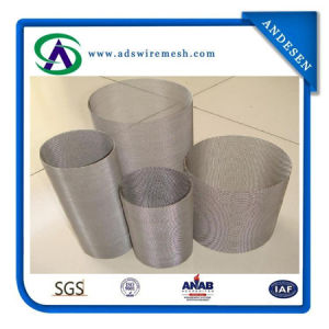 High Quality 304 Stainless Steel Wire Mesh/Filter Mesh pictures & photos