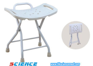 Steel Foldable Shower Chair (SC-SC07(S)) pictures & photos