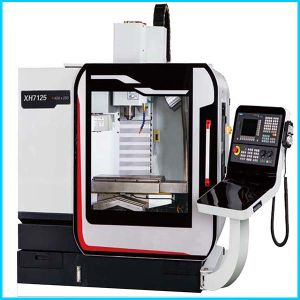 Chinese Xh7125 Vertical Machining Center