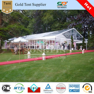 Big Clear Glass Wall Marquee Party Hotel Tent for 1000 People pictures & photos
