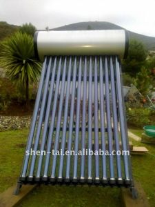 Vacuum Tube Solar Water Heater for South Africa (ST36-180) pictures & photos