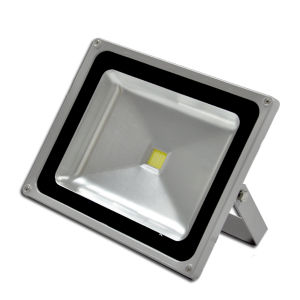 LED Warehouse Lighting 50W COB Floodlight pictures & photos