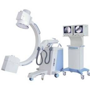 3.5kw High Frequency Mobile C-Arm X-ray Imaging System pictures & photos