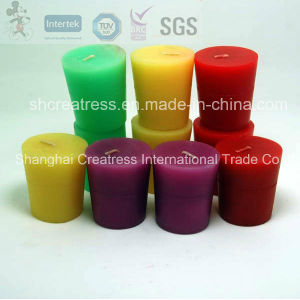 Cheap Price Paraffin Wax Soybean Candles pictures & photos
