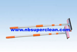 Ningbo Telescopic High Cleaning Car Wash Squeegee (CN1722) pictures & photos