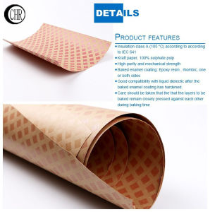 Hot Sales Diamond Dotted Insulation Paper pictures & photos