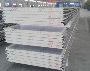 Building Material Polyurethane Sandwich Panel