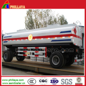 Full Type Small Fuel Tank Trailer with Drawbar pictures & photos