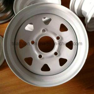 8X7 8X10 8X12 Steel USA Wheel Rim pictures & photos