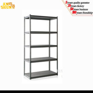 Light Duty Goods Shelf/Adjustable Steel Shelving Storage Rack/Cheap Display Shelf pictures & photos