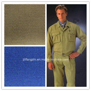 100% Polyester Twill Uniform Fabric for Suiting
