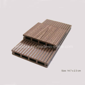 Outdoor Waterproof Wood Plastic Composite WPC Decking pictures & photos