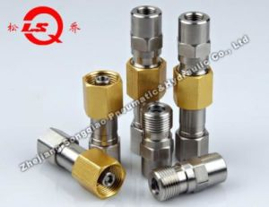Lsq-1141 Thread Locked Type Hydraulic Quick Coupling pictures & photos
