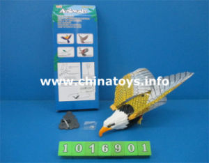 New Plastic Toys B/O Eagle with Light&Music (1016901) pictures & photos